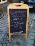 Seminar Wein Schokolade